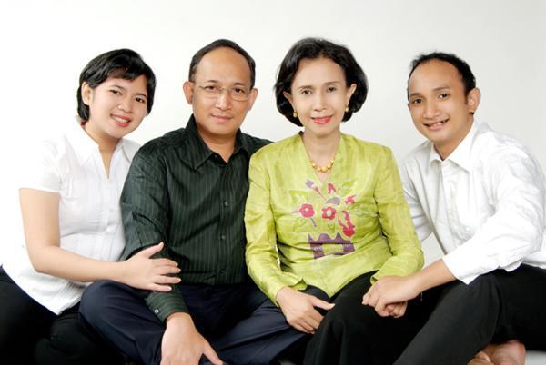 keluarga papa